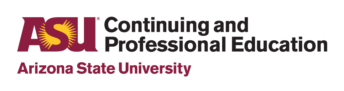 Arizona State University Continuing and Professional Education