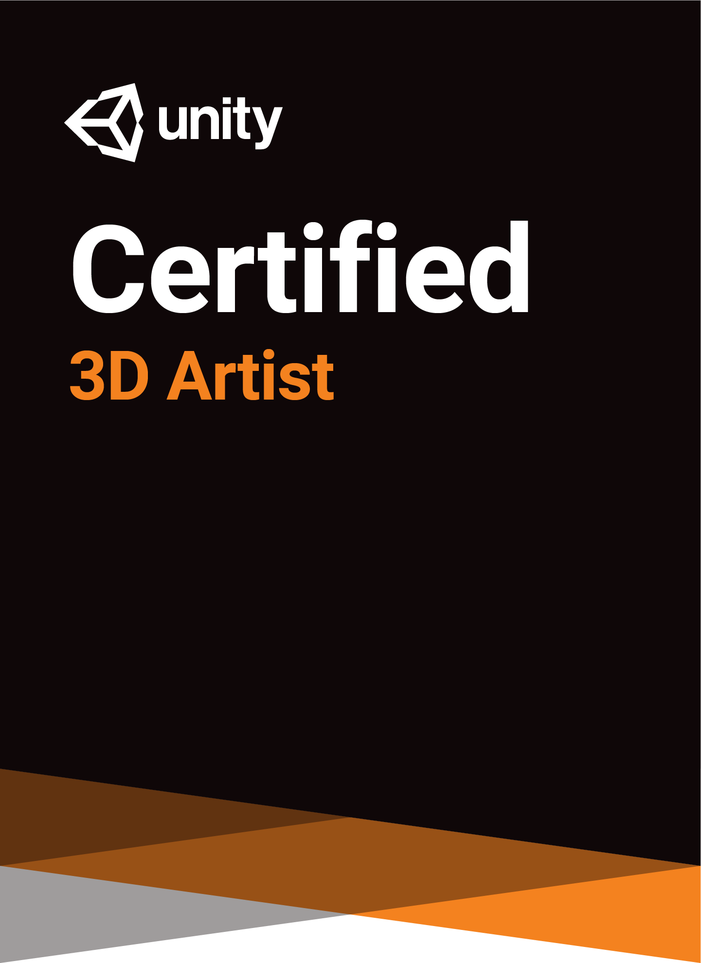 Unity Certified Programmer Image