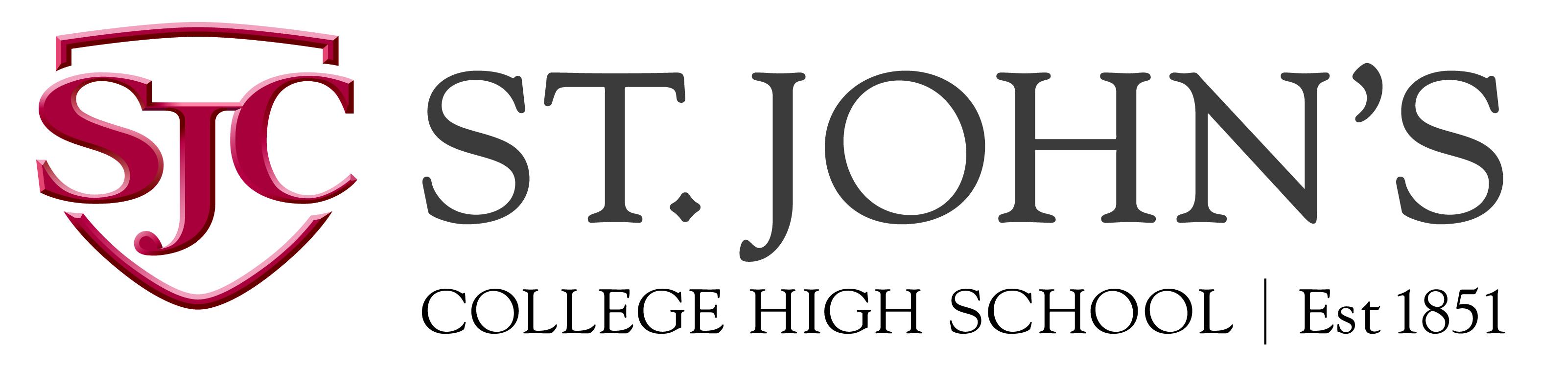 St. John's College High School
