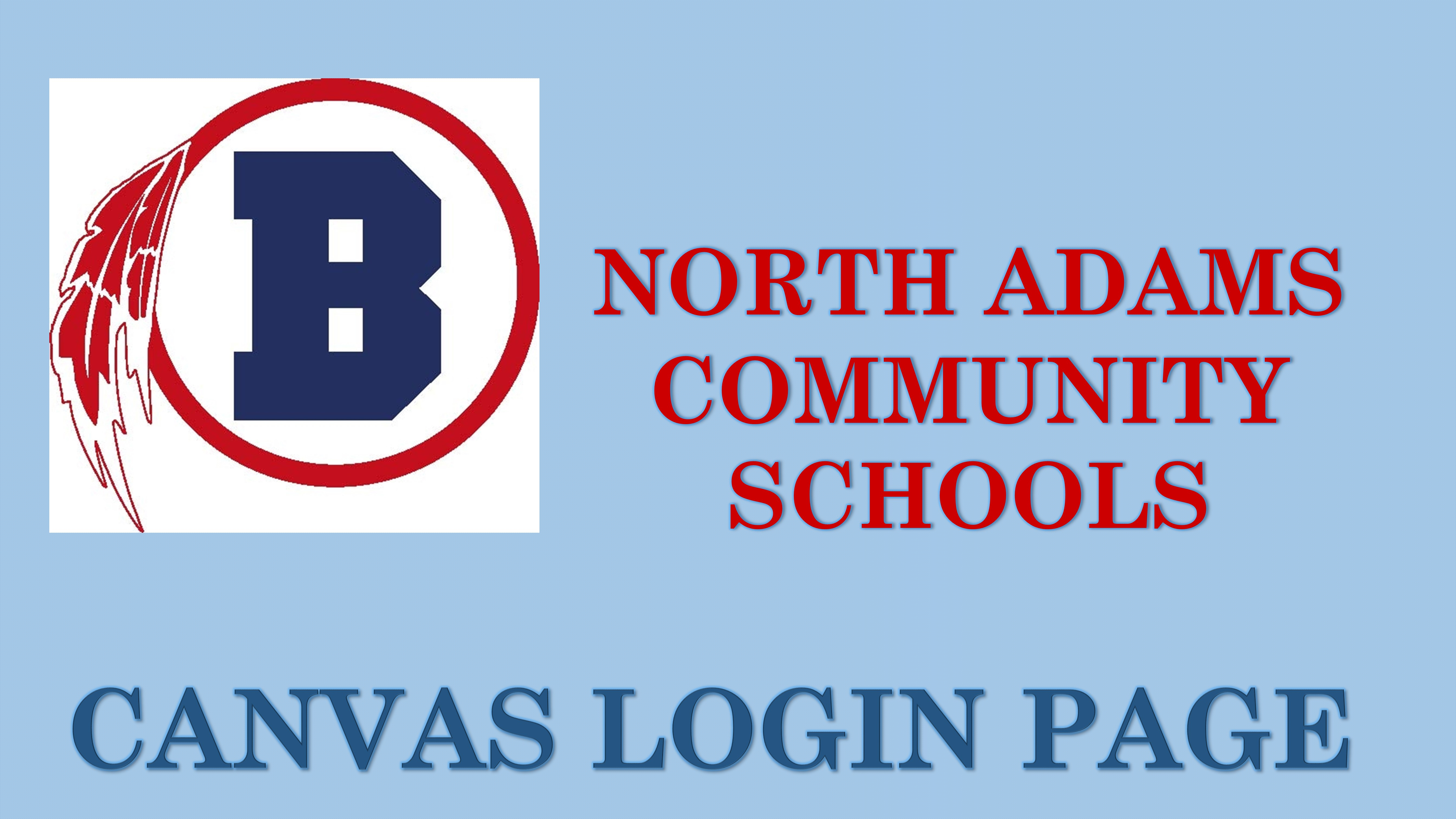 North Adams Community Schools