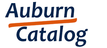 Auburn University Catalog